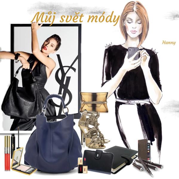 Můj svět módy............
