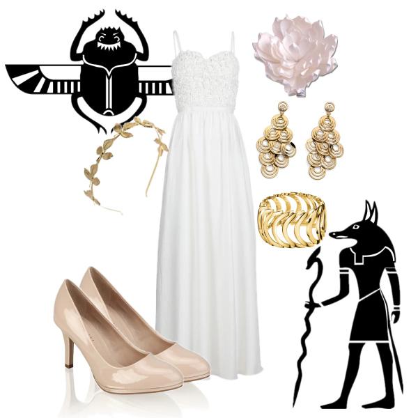 Svatba v Egyptském stylu