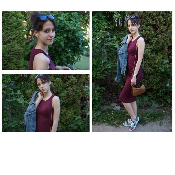 Long Red Dress-soutěž
