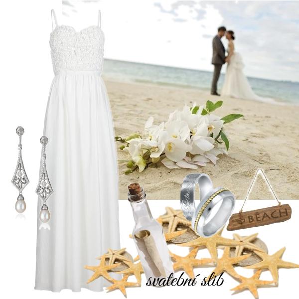 nevěsta na boso :-)