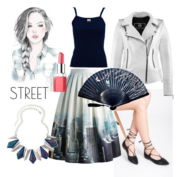 Balet on the street