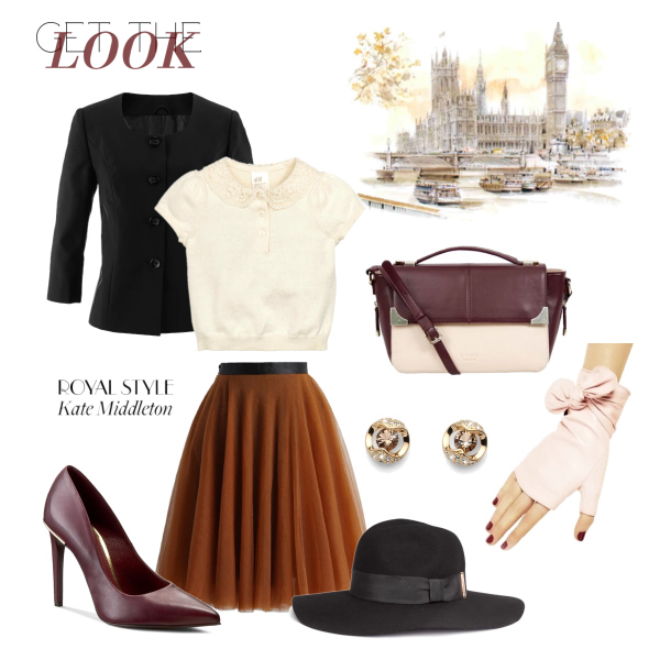 Inspiruj se módním casual stylem britské vévodkyně!