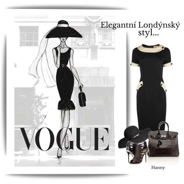 Elegantní Londýnský styl...