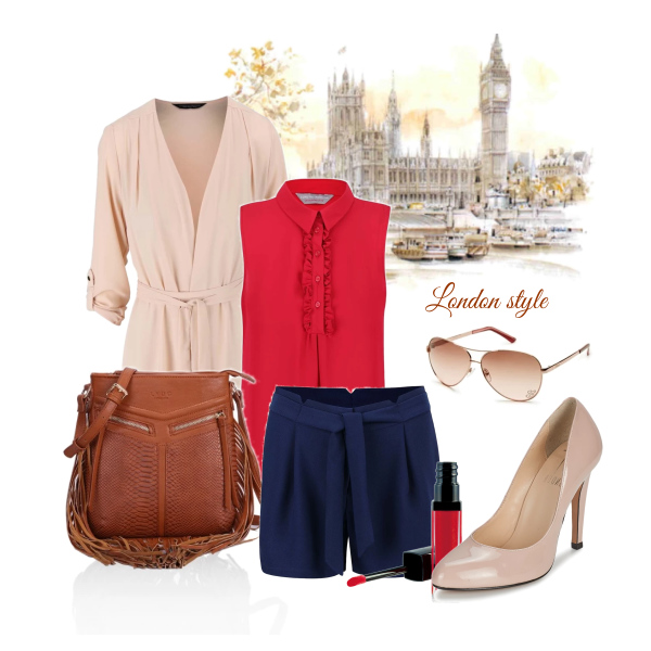 V londýnském stylu.