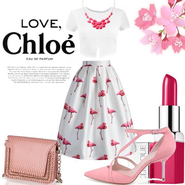 Pinkwhite love