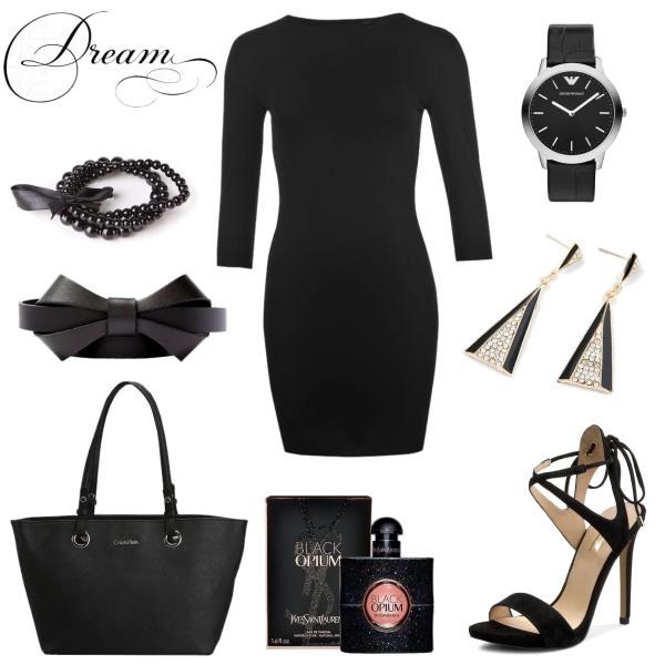 All in black! Černá klasika
