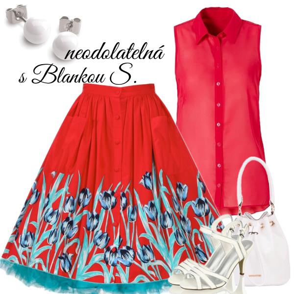 neodolatelná sukně