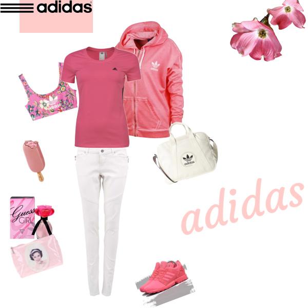 Sportovní styl - adidas