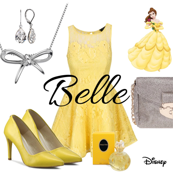 Inspired by Belle