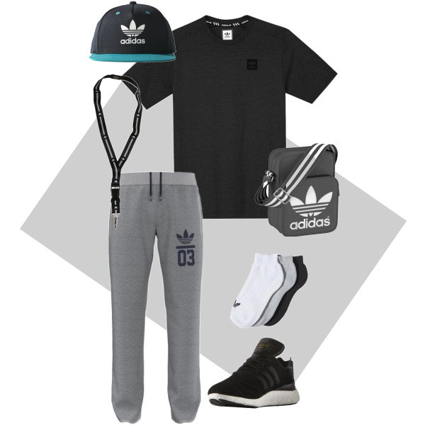 Pohodlný Adidas
