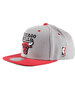 MITCHELL & NESS Basic Fitted Bulls Gry 7 1/8