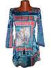Luxusní dámské - dívčí strečové šaty