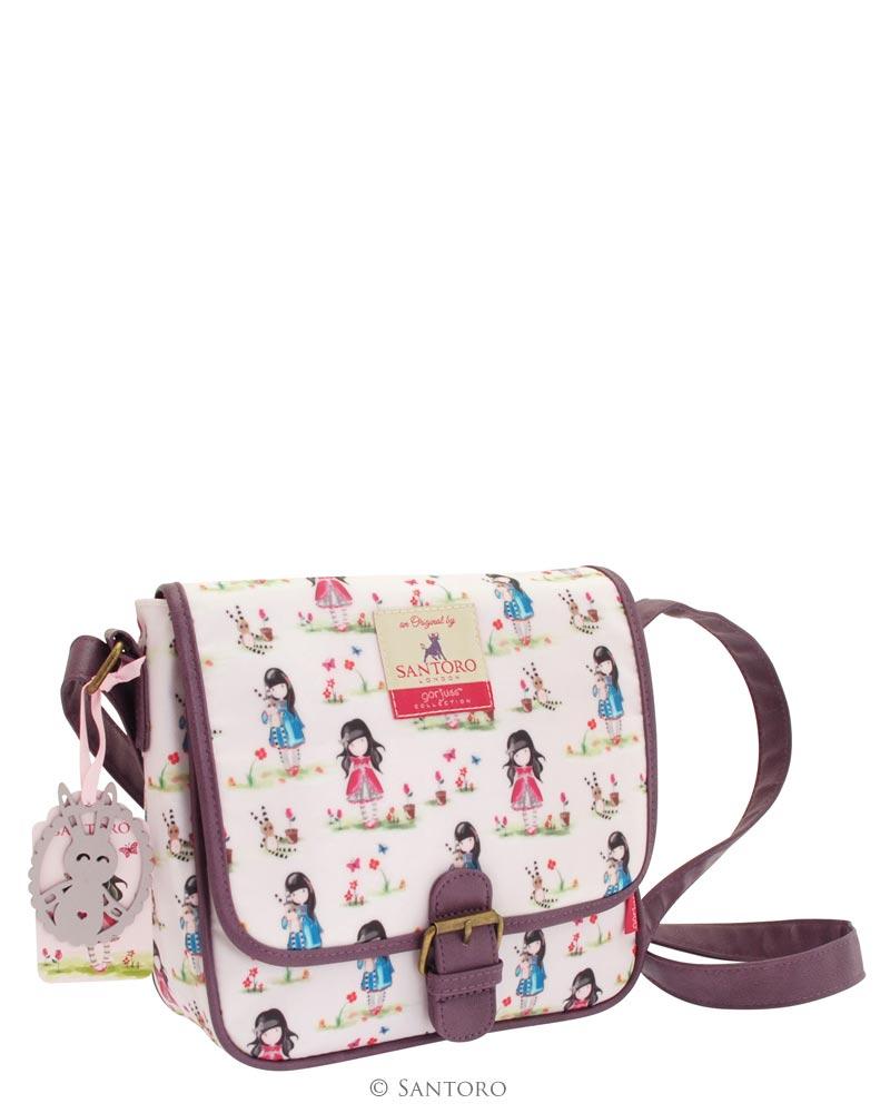 Santoro kabelka Gorjuss Pastel Pattern Ladybird - Glami.sk 86415b2c323