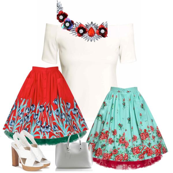 sukně a zas sukně