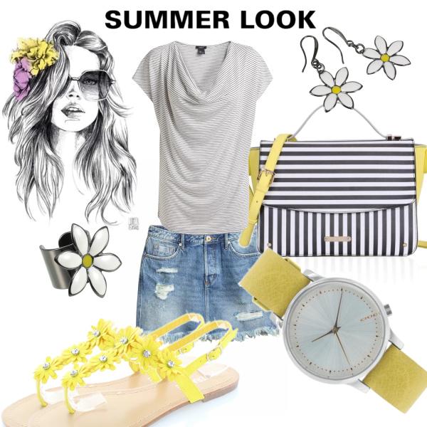 Letní look