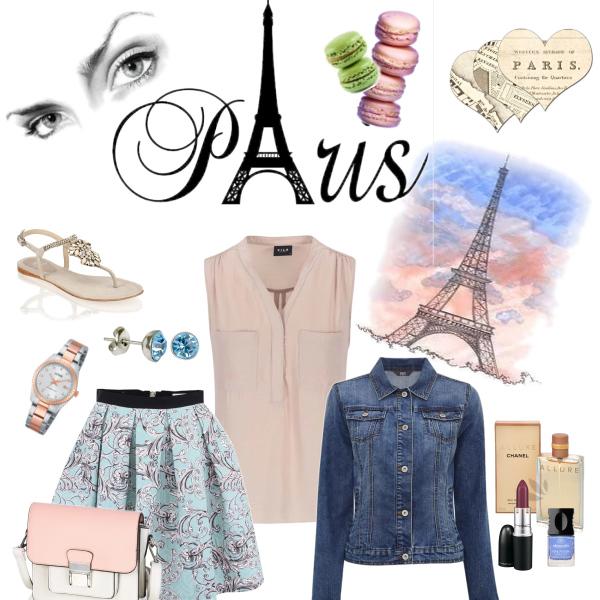 navštěva Paříže