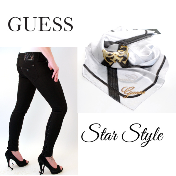 Star every day by GUESS