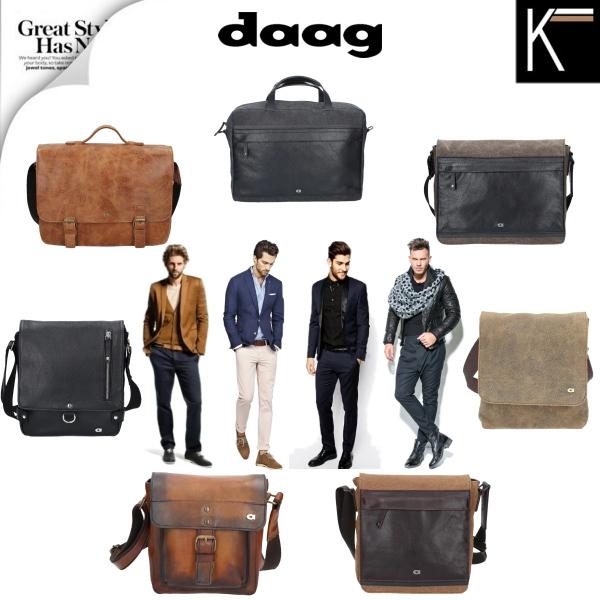 S elegantními produkty značky Daag se může cítit každý muž výjimečný.
