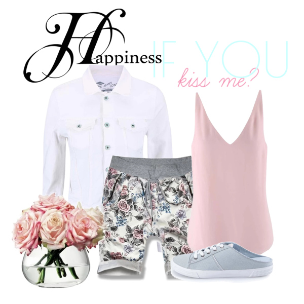 Happines if you kiss me?
