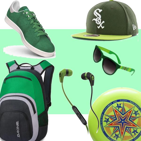 Milujeme zelenou!