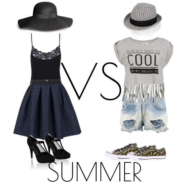 Summer VS OOTD