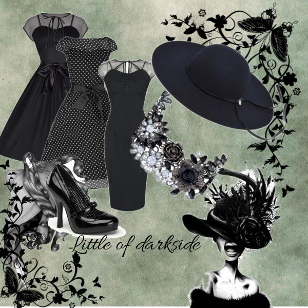 Černá elegance...