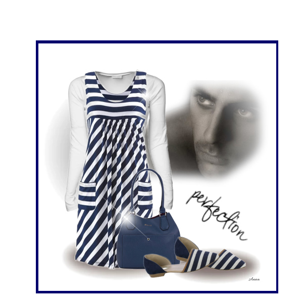 Jednoduchý outfit na letní rande !