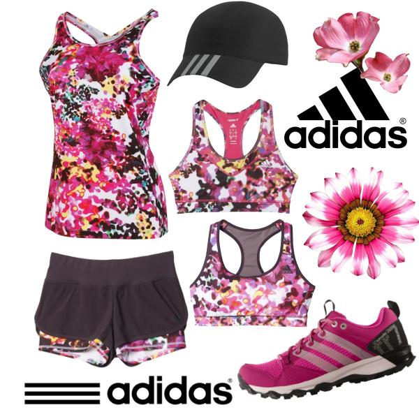 Sport v květinovém stylu