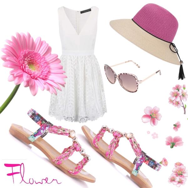 Romantické léto v růžové