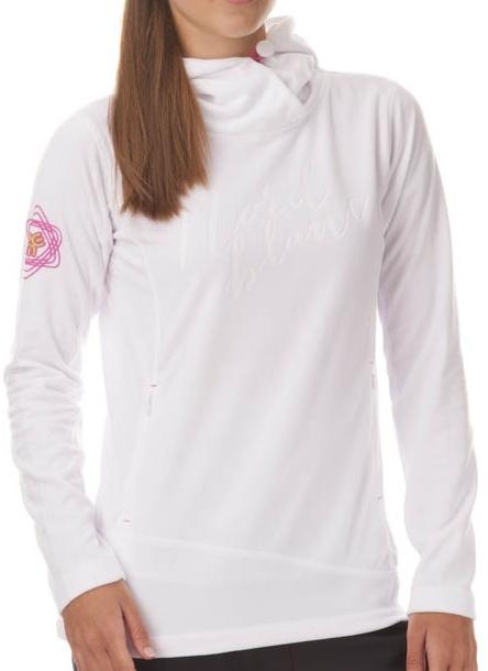 f2ca2e21192747 Fleece Mikina NordBlanc NBWFL5355 Advantage white - Glami.cz