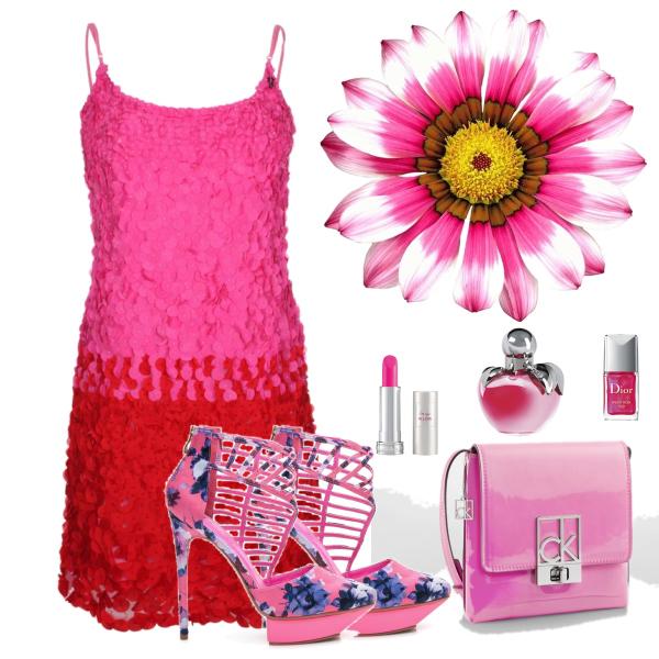 Růžová je pink