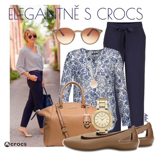 Elegantně s crocs