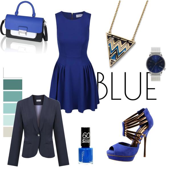 Modrá je dobrá