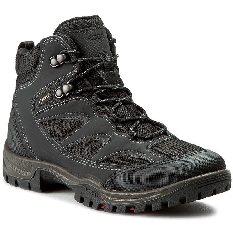 Outdoorová obuv ECCO - Xpedition III GORE-TEX 81116353859 Black Black 90d81d76e2a