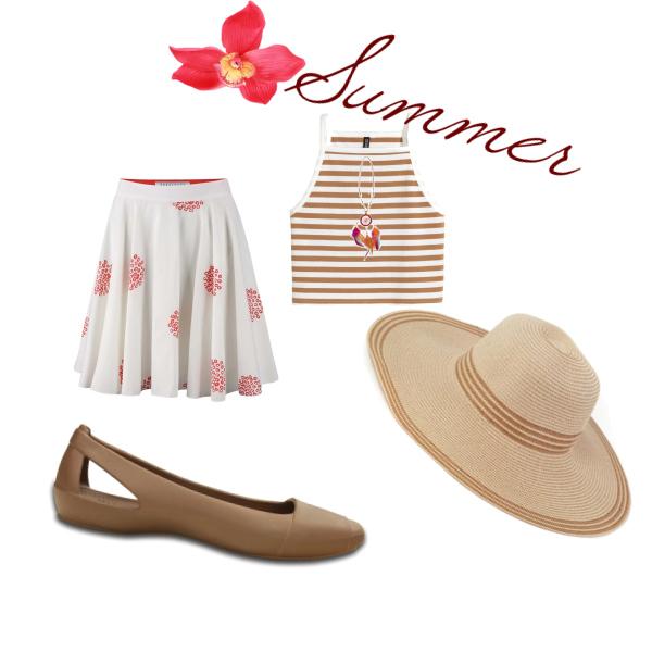Letní outfit :)