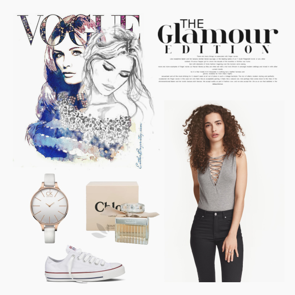 The Glamour Edition