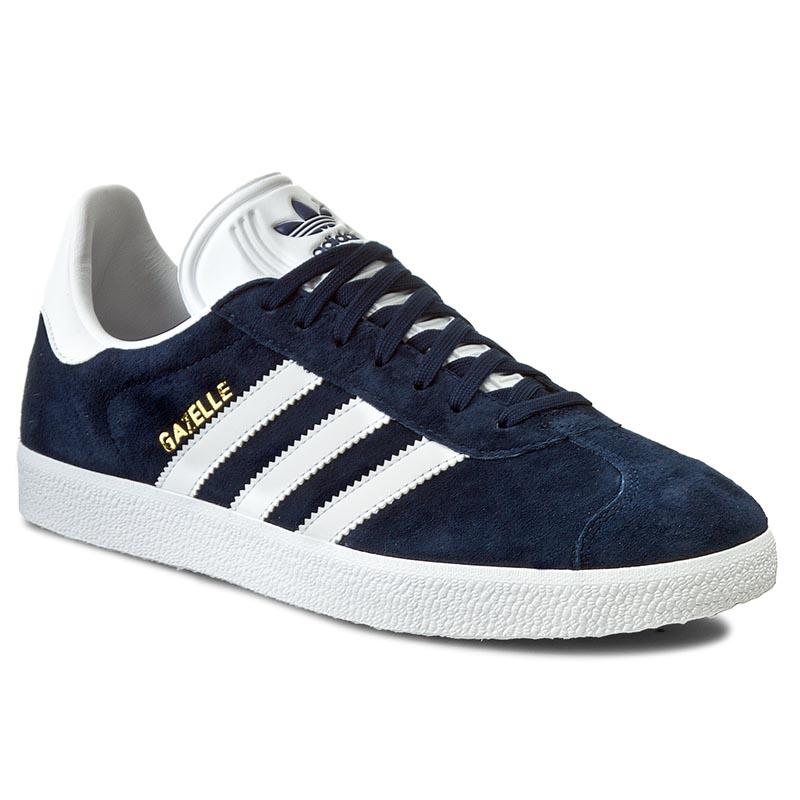 premium selection 21886 53a0c Pantofi adidas - Gazelle BB5478 ConavyWhiteGoldmt