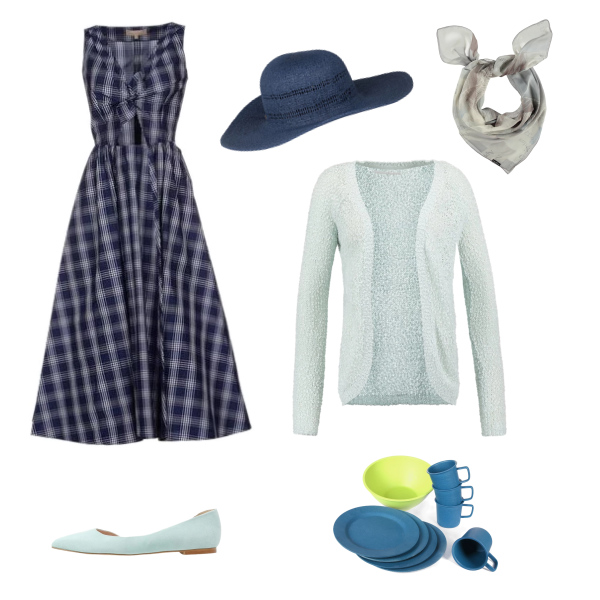 Vintage Picknick Outfit