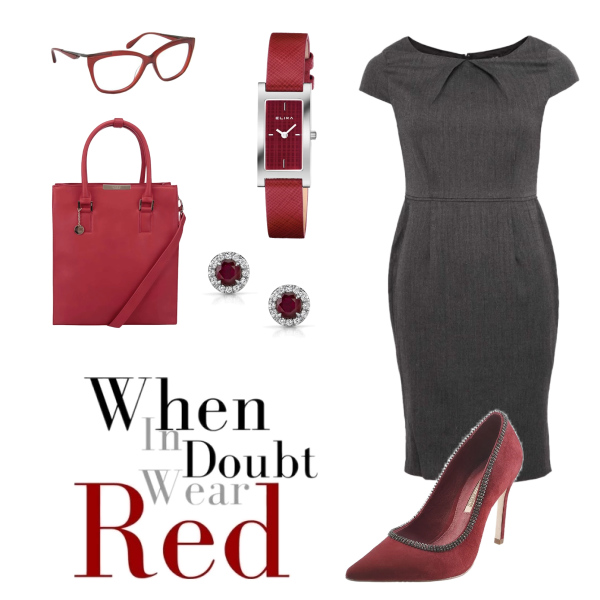 red doubt