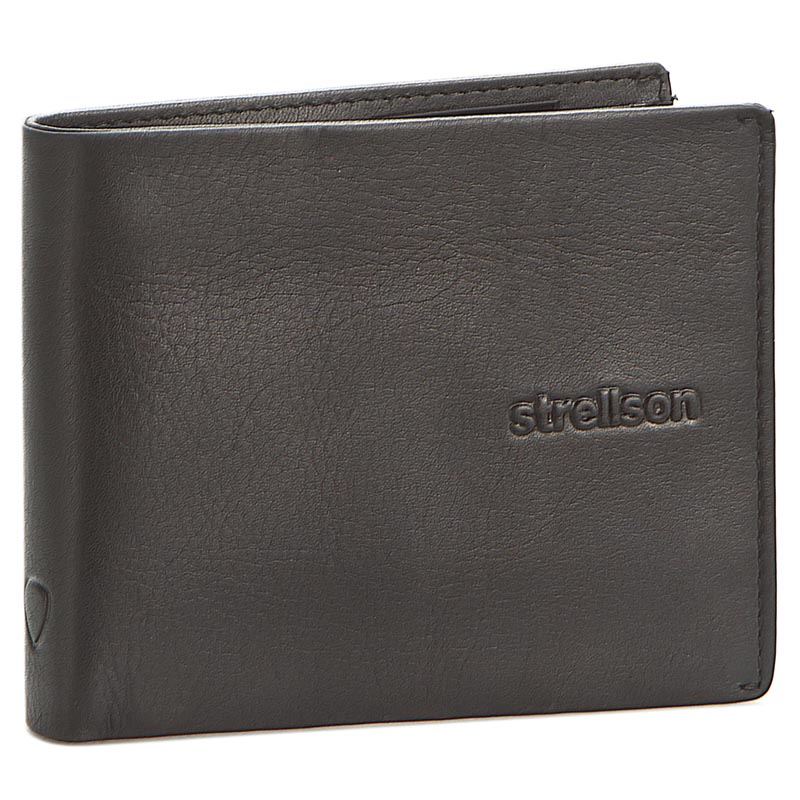 e089de6dad Nagy férfi pénztárca STRELLSON - Carter 4010001190 Black 900 - Glami.hu