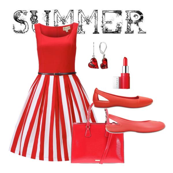 Letní červená