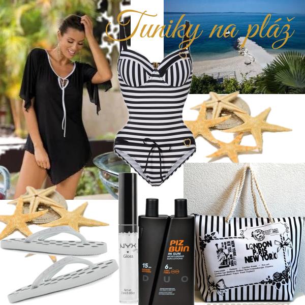Tuniky na pláž