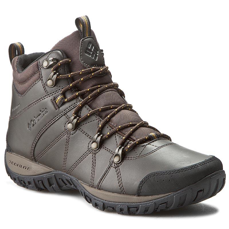 Bakancs COLUMBIA - Peakfreak Venture Mid Waterproof BM3991 Cordovan Caramel  231 10cfc7a4a2