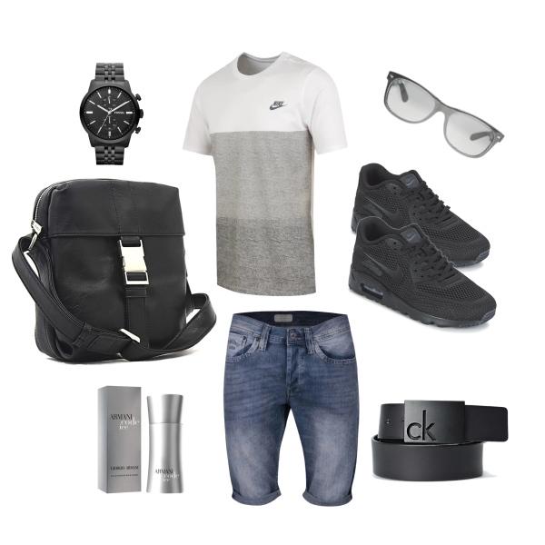 Outfit do města