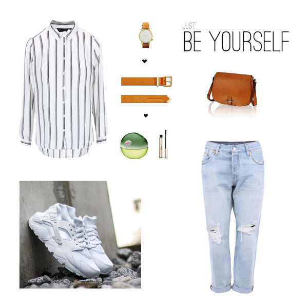 JUST BE YOURSELF