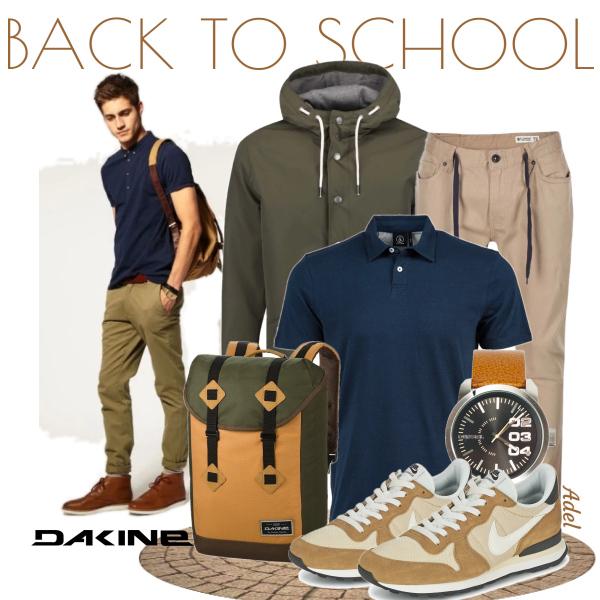 back to school -  men