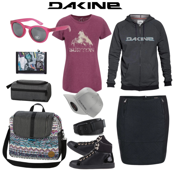 Back to school s DAKINE