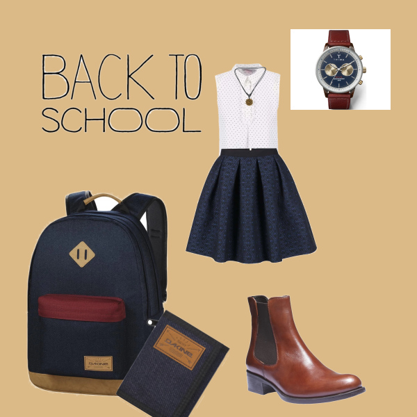 Back to school with Dakine