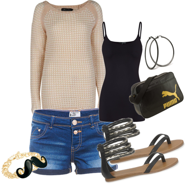 School's outfit for me