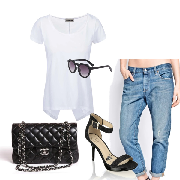 Simple luxury outfit